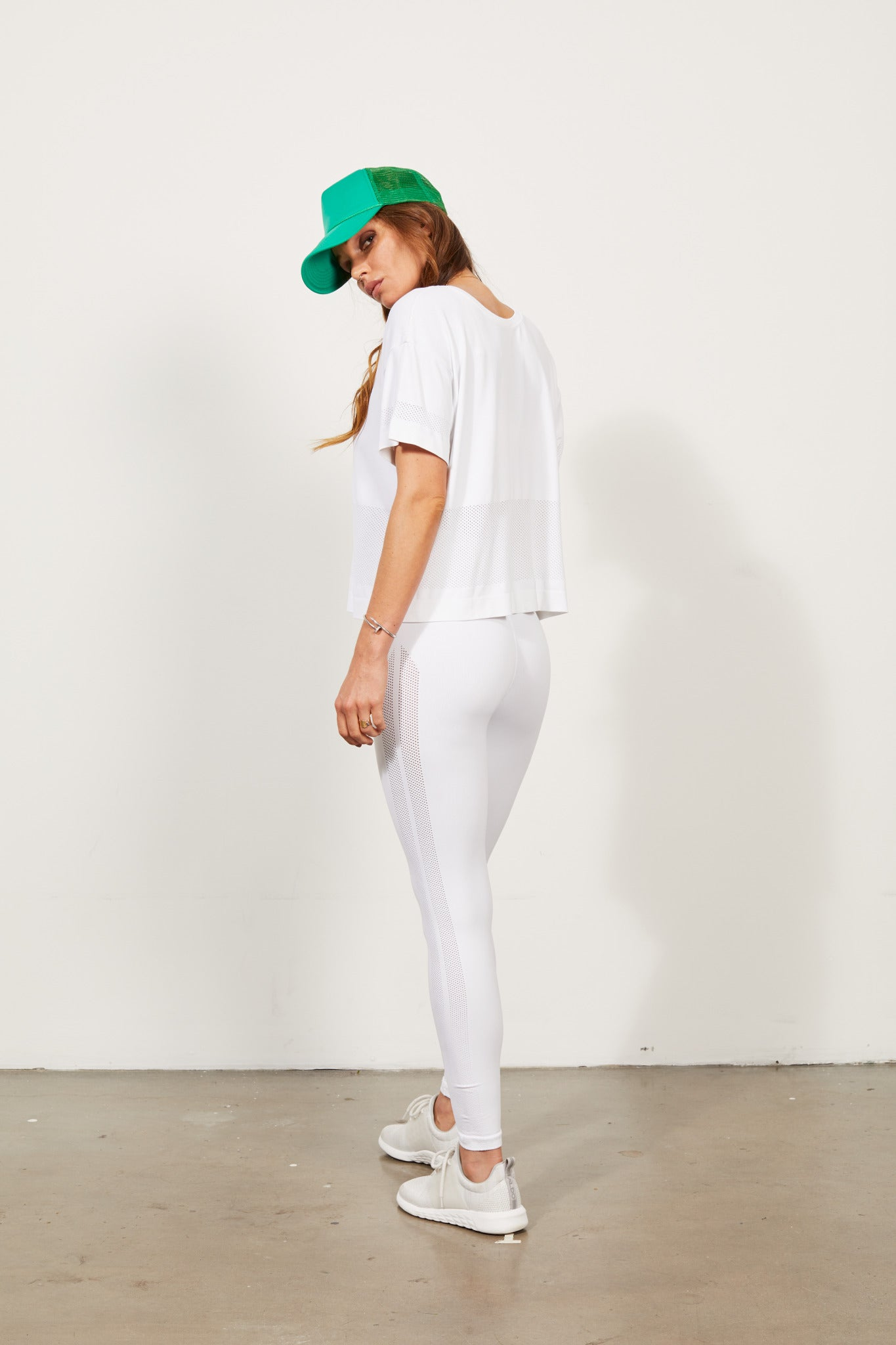 Unforgettable Leggings in White