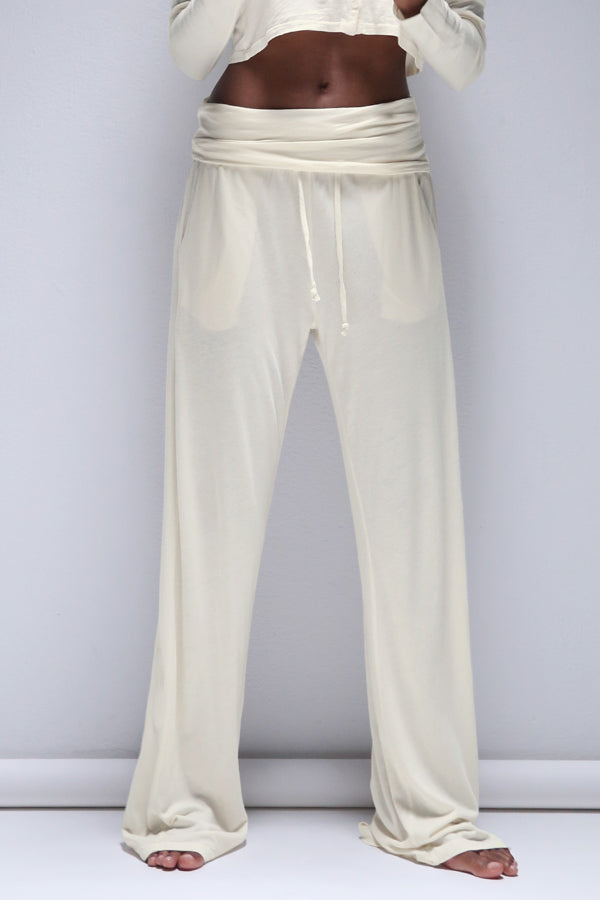 Bodi Lounge Pant in Natural