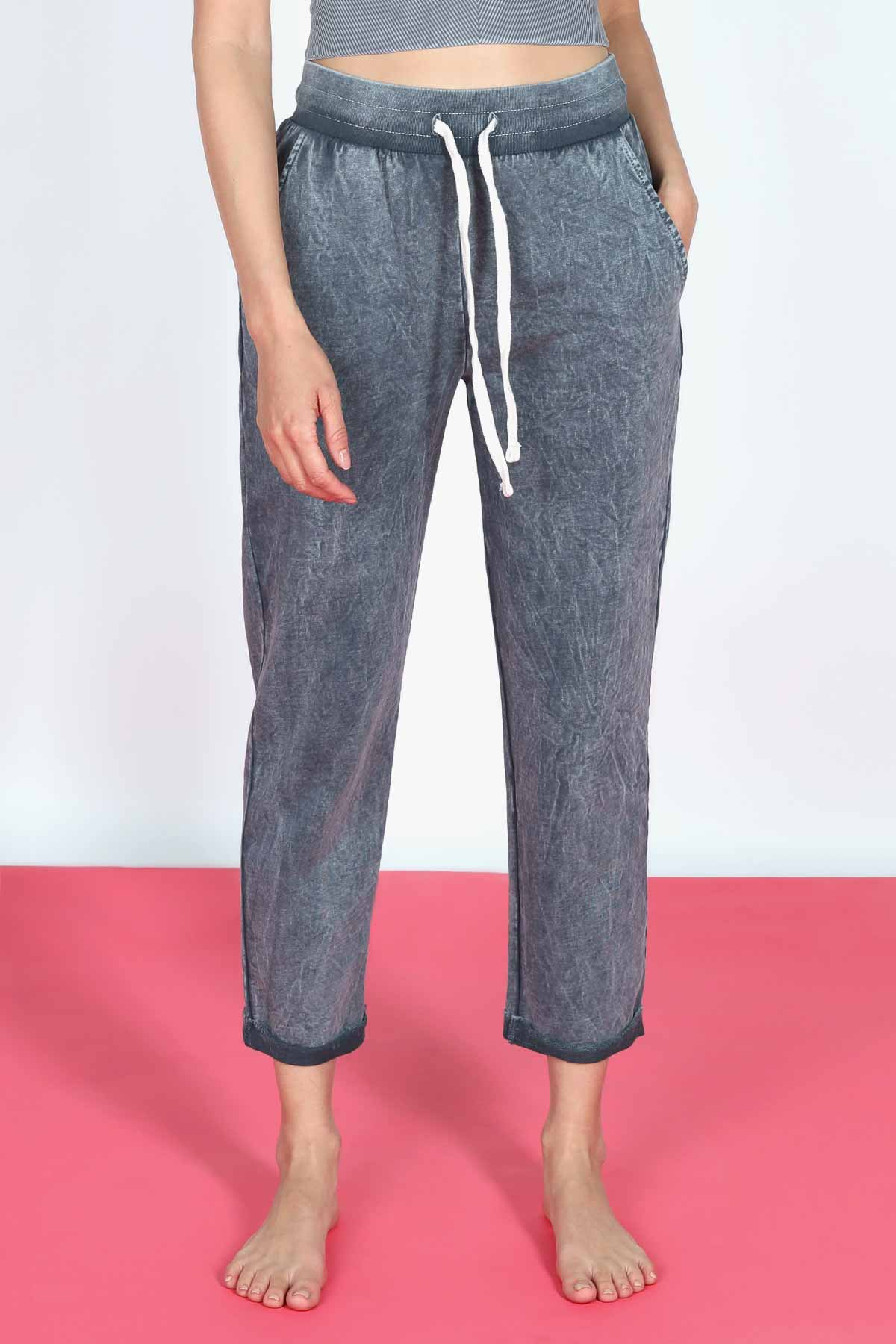 Carmi Sweatpant in Vintage Charcoal
