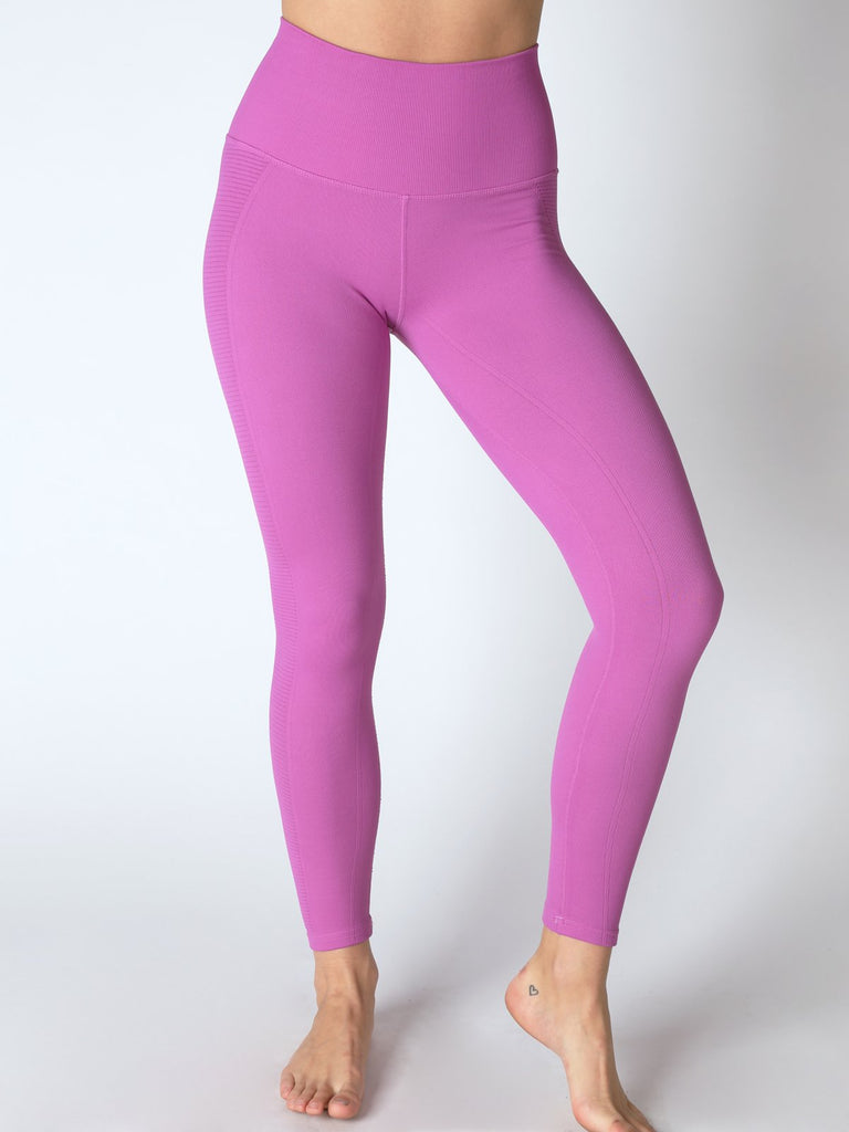 Air Legging in Desert Rose