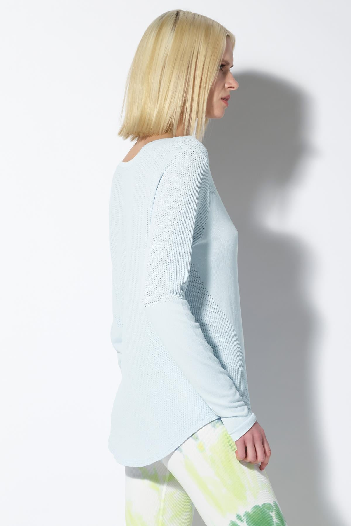 Jess Cover Up in Whisper Blue