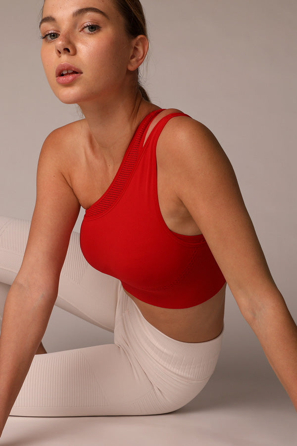 Mercury Bra Classic in Crimson