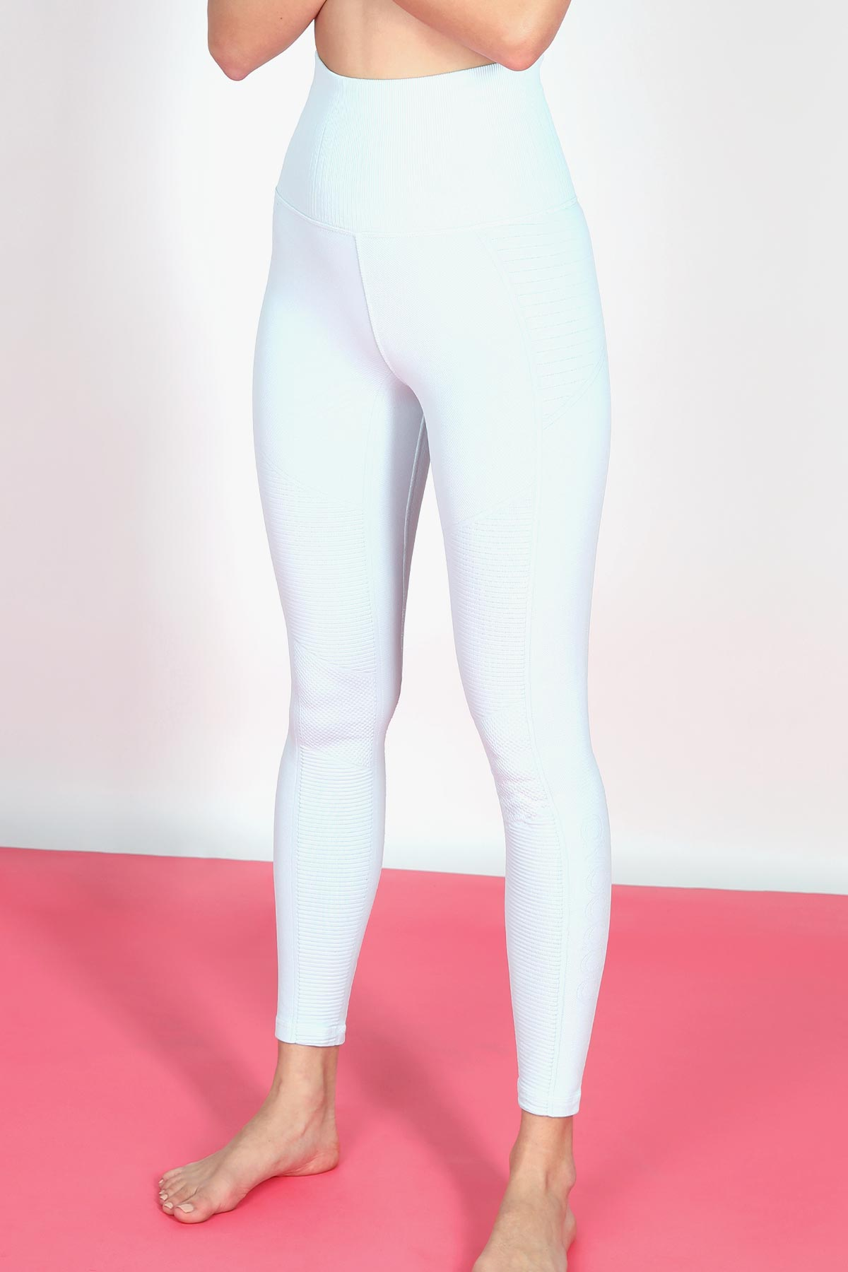 Phoenix Fire Legging in Ballad Blue