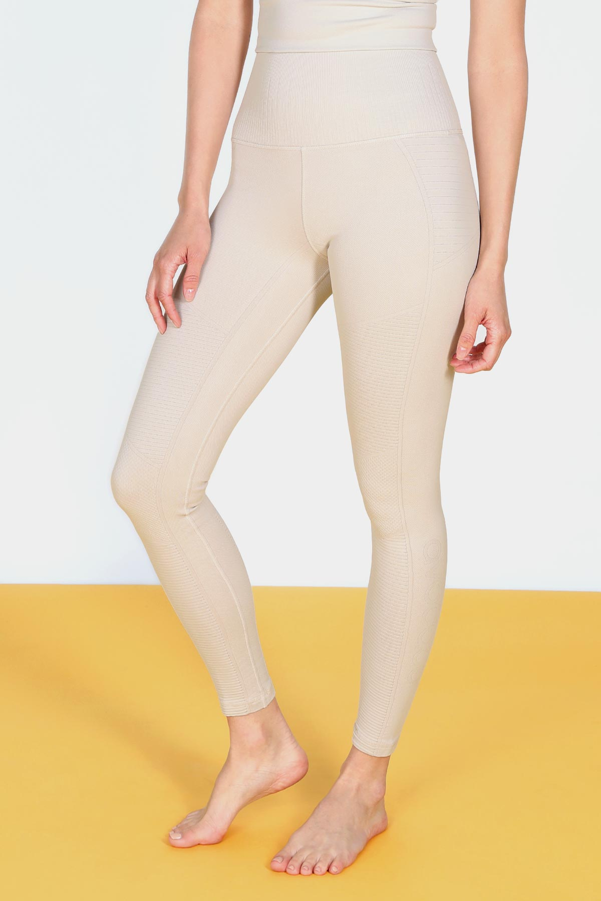 Phoenix Fire Legging in Silver Lining