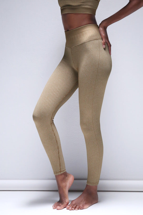 Riley Legging in Pine Bark