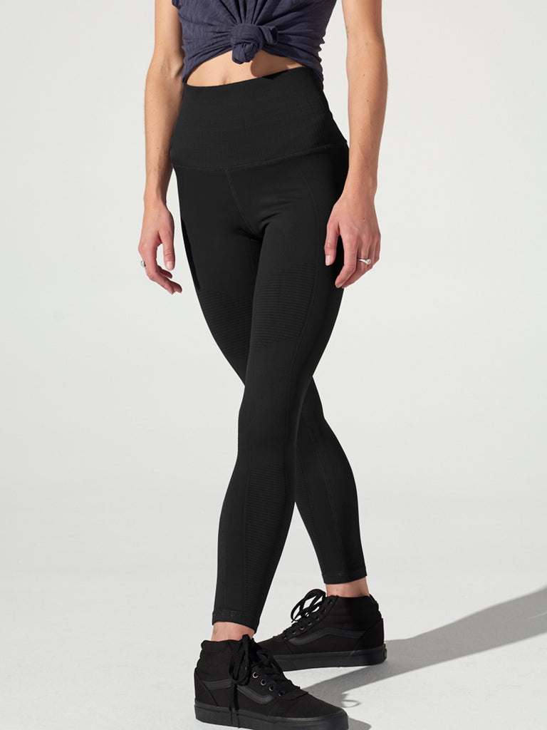 Air Legging in Black