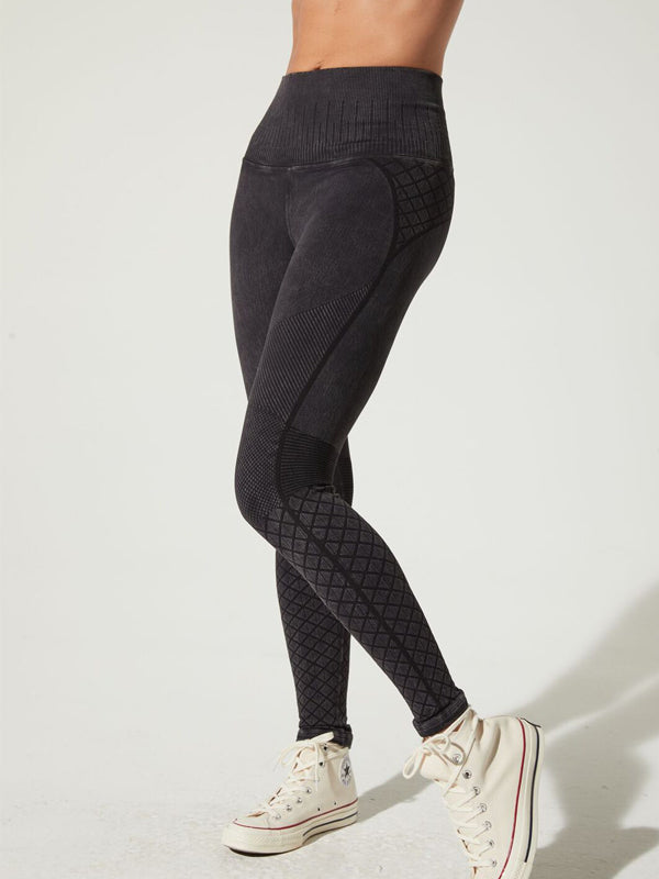 Easy Rider Legging in Black Vintage