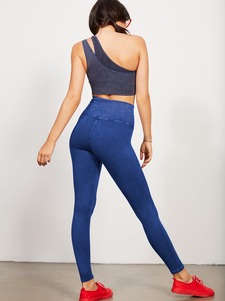 Rebel Leggings in Vintage Ultramarine