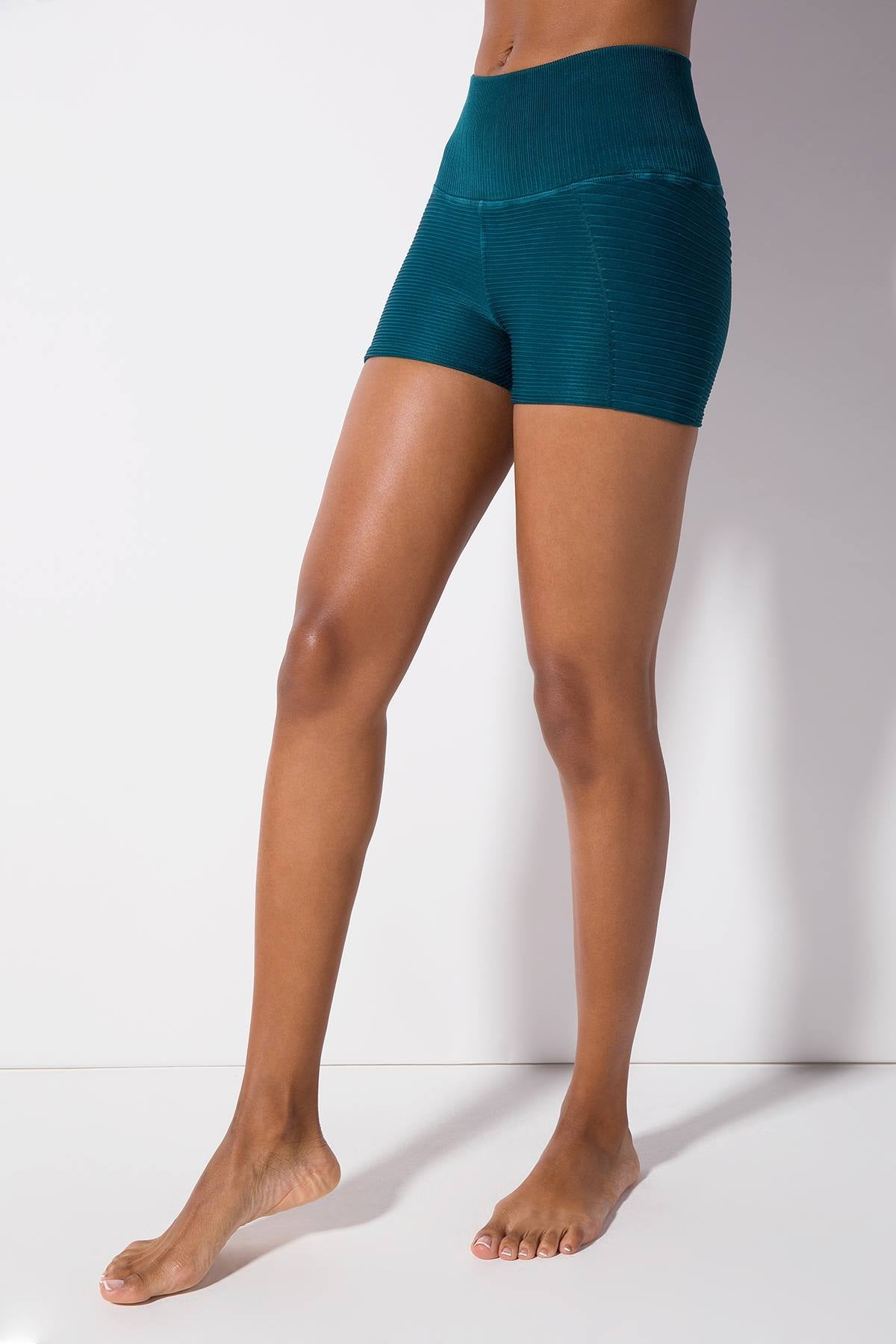 Dragonfly Short in Vintage Deep Teal