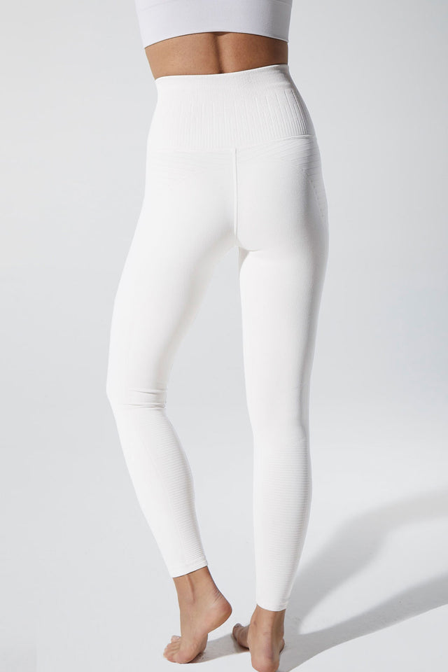 Phoenix Fire Legging in White