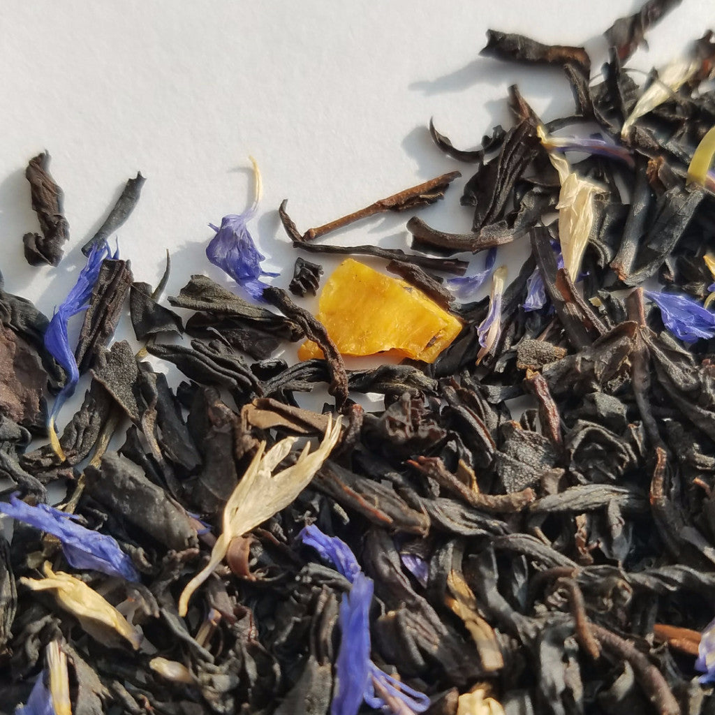 Tropical Fruit Tea, Loose Tea, Black Tea