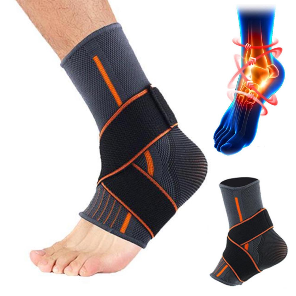 Ankle Braces: How Do They Work and their Benefits