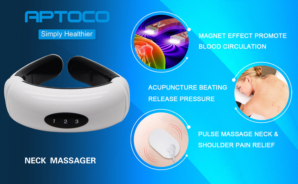 Why Neck Massager?