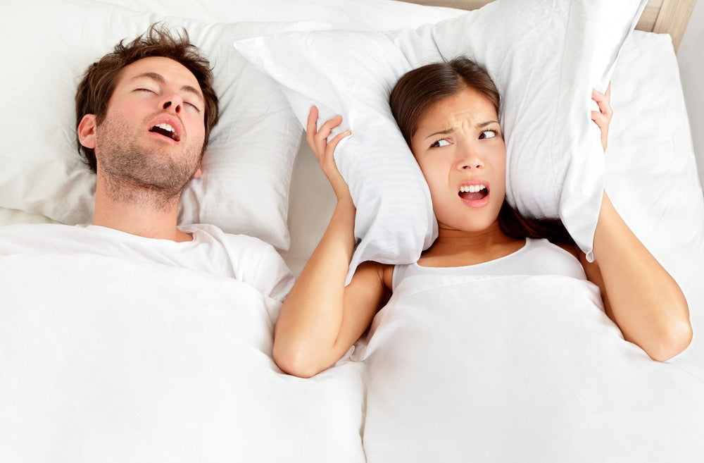 Stop Snoring and Sleep Better