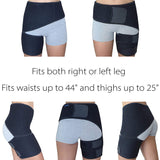 Compression Brace for Hip