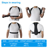 APTOCO Posture Corrector Sports partner ——Back Pain Doctor For Men and Women Under Clothes