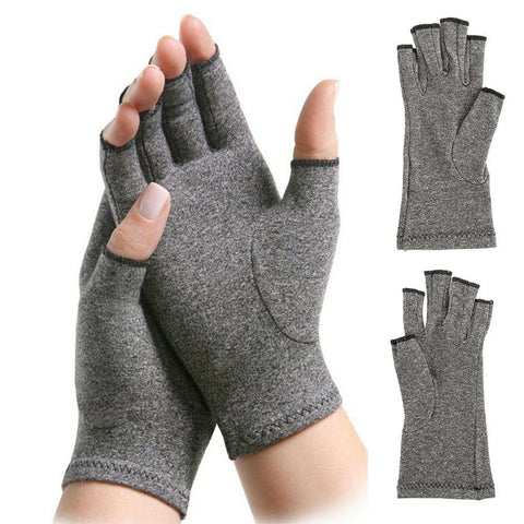 1 Pair Compression Arthritis Gloves Arthritic Joint Pain Relief Gloves