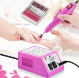 1 Set Professional Electric Nail File Manicure Equipment Tool SP
