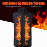 Heated Warm Vest
