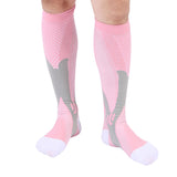 Leg Support Stretch Compression Socks For Men Women  Sports Running SP