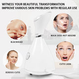 Moisturizing Facial Steamer Skin Face Care Sprayer Humidifier Beauty SP