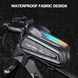 Bicycle Bag Frame Front Bag 6.5in Phone Case Touchscreen Bag SP