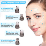 Blackhead Remover Face Nose  Pore Acne Pimple Removal Beauty Tool SP