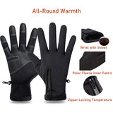 Winter Warm Gloves Touch Screen Waterproof Anti-slip Gloves SP