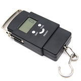 Fishing Weighting Steelyard Portable Electronic Hanging Hook Scale SP