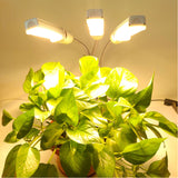 Grow Light for Indoor Plant with 45W 360°LED Full Spectrum Adjustable SP