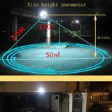 Solar Wall Outdoor Waterproof Imitation Monitoring Sensor Lights SP