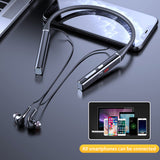 Bluetooth Headsets Sports Neck-mounted Wireless Bluetooth Headset SP