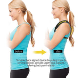 APTOCO Posture Corrector — Back Brace Support Officemate