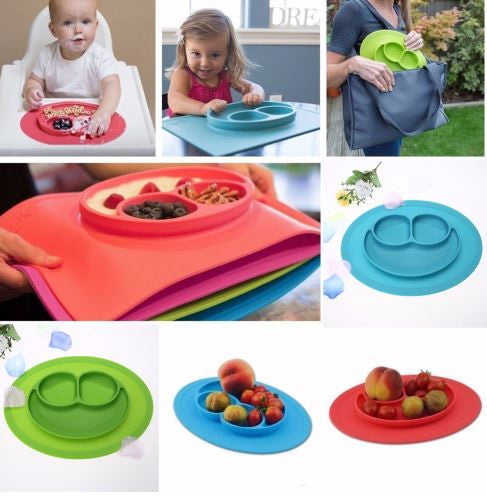 Non Slip Childrens Plate/Placemat