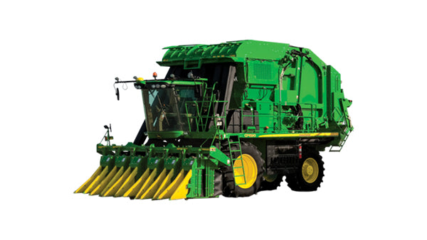 John Deere Cotton Harvesters