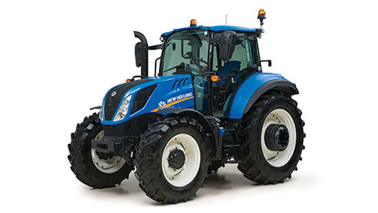 New Holland 100-174 HP Tractors