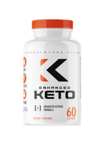 Enhanced Keto - 60 Count
