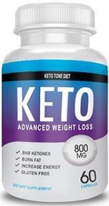 Teal Farms Keto - 60 Count
