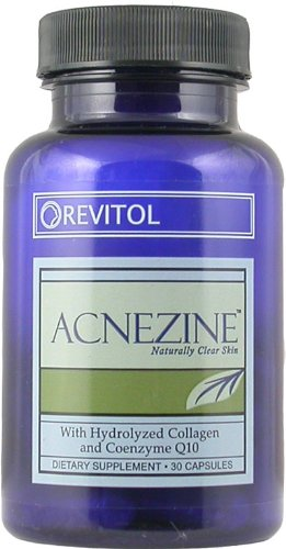 Acnezine - Supplement & Cream System