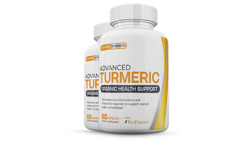 advanced turmeric 60 count