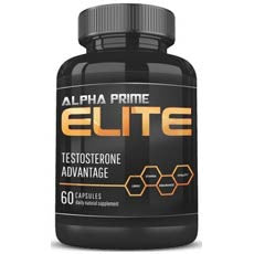 Alpha Prime Elite Extra Strength Performance