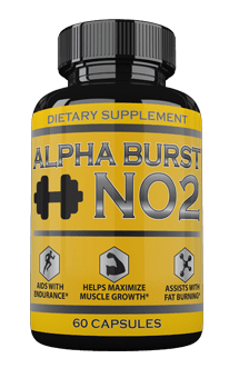 Alpha Burst NO2 - 60 Count