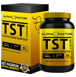 Alpha X Factor TST - 60 Count