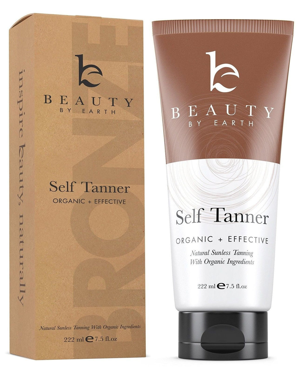 Beauty - Organic Self Tanner From Beauty By Earth