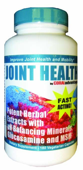 Dietary Supplement - Advanced Nutritional Innovations Coral Advantage Joint Health 180 VGC