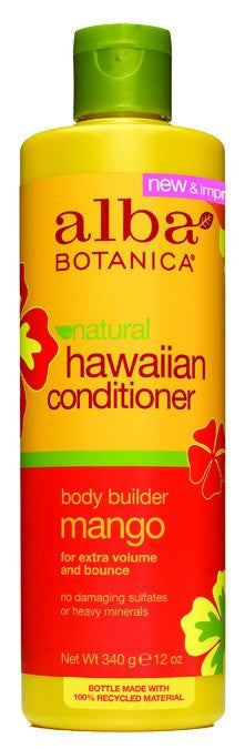 Dietary Supplement - Alba Botanica Mango Moisturizing Conditioner 12 OZ