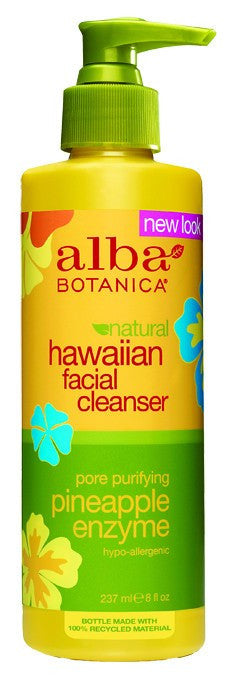 Dietary Supplement - Alba Botanica Pineapple Enzyme Cleanser 8 OZ