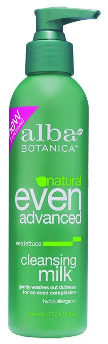 Dietary Supplement - Alba Botanica Sea Lettuce Cleansing Milk 6 OZ