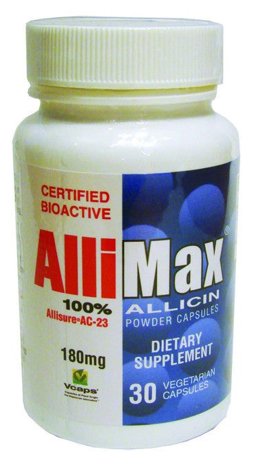 Dietary Supplement - Allimax Caps 180mg 30 CAP