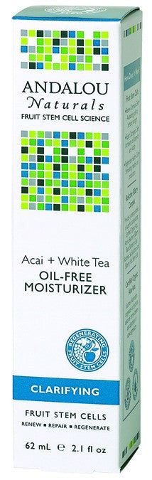 Dietary Supplement - Andalou Naturals Acai + White Tea O/f Moisturizer 2.1 OZ